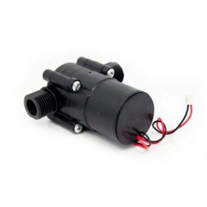 9-15V 直流微型水輪發電機 4分管