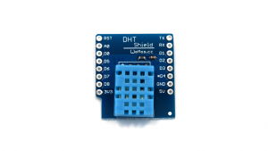 DHT Pro Shield for D1 mini DHT11 Singlebus 數字溫濕度感測器擴展模組