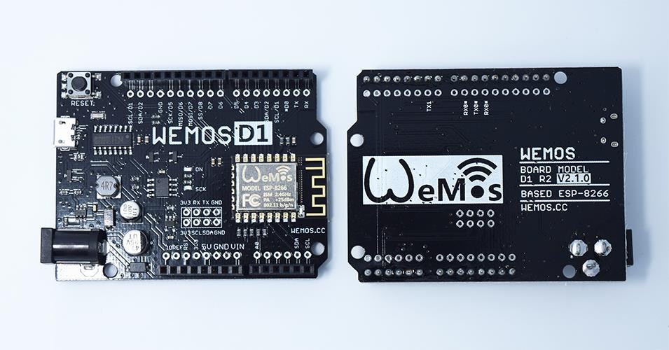 WEMOS D1 R2 V2.1