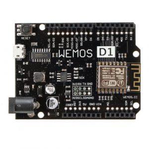 Wemos D1 & WEMOS D32 開發板及其周邊