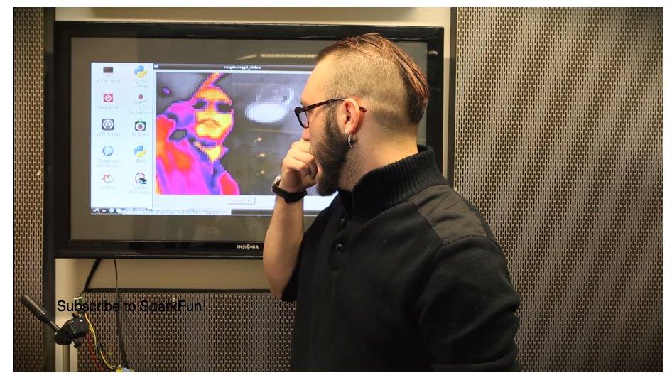 FLiR Dev Kit 紅外線熱影像開發套件