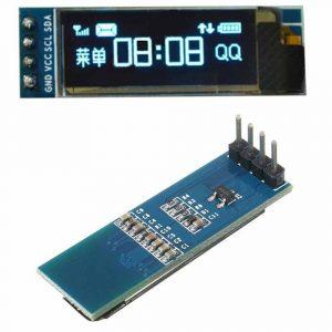 OLED 0.91吋 液晶顯示