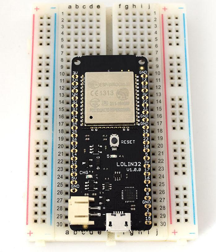 WEMOS D1 LOLIN32 V1.0.0 ESP-32