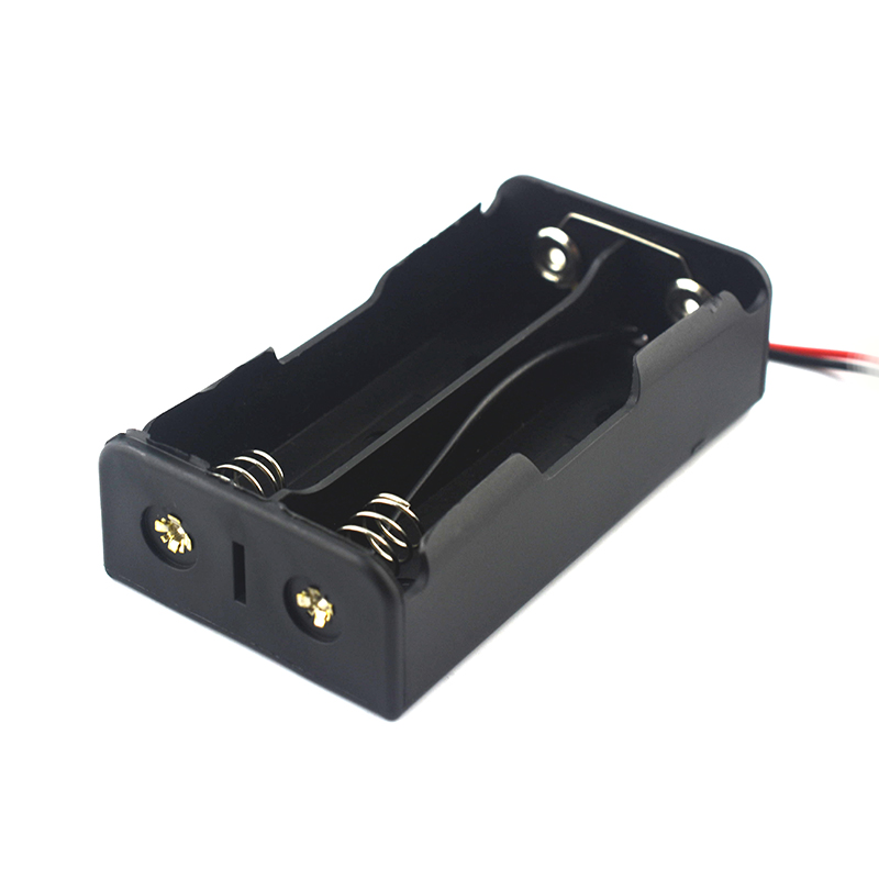 2節 18650 並聯電池盒