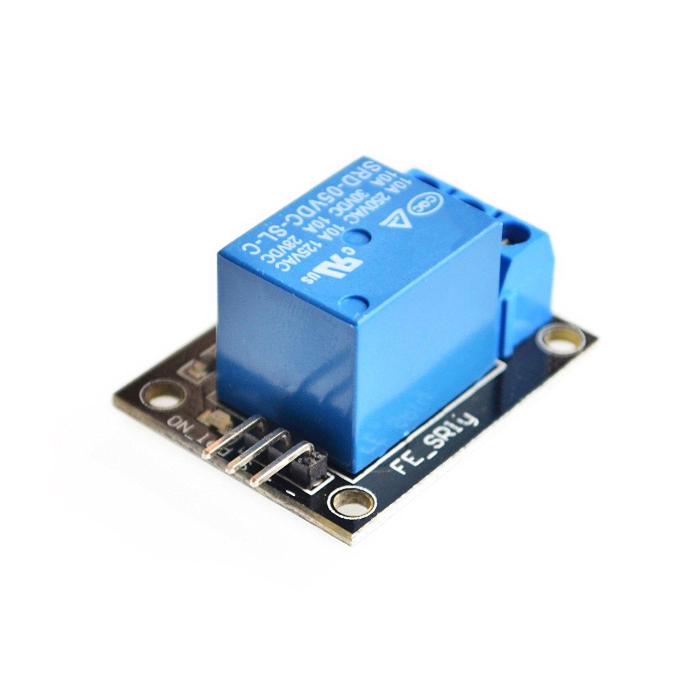 5V 插針型 1路繼電器模組