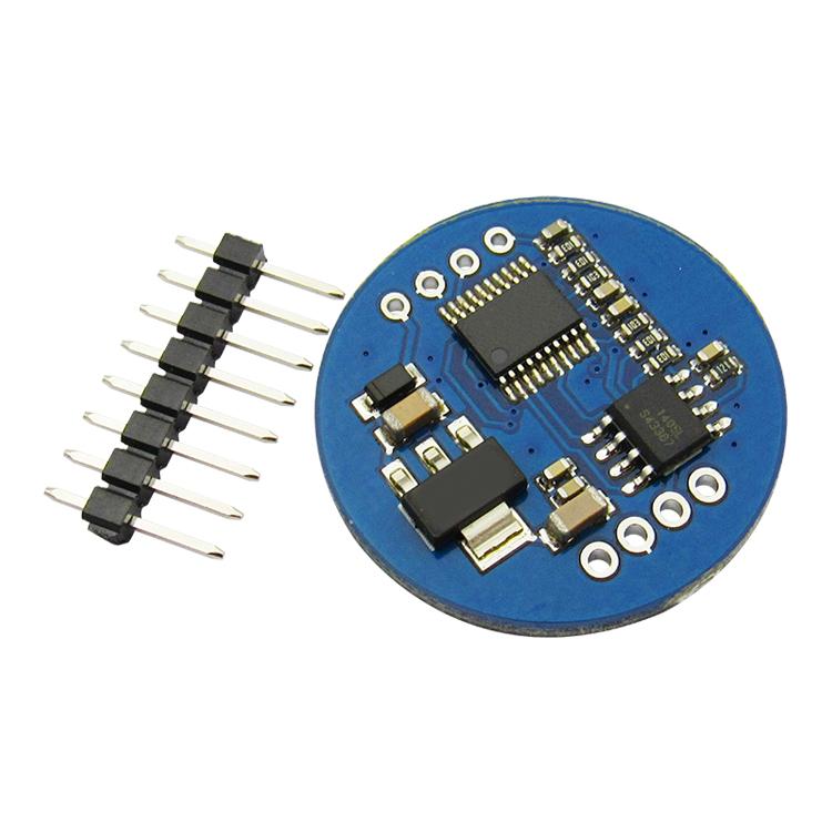 GY-485-44009 高精度RS485 光照度 光強度 光亮度 工業用感測器模組