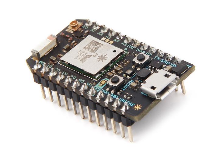 Particle Photon 迷你物聯網 Wi-Fi 開發板 ARM 控制器