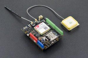 SIM7000E Arduino NB-IoT/LTE/GPRS 擴展板