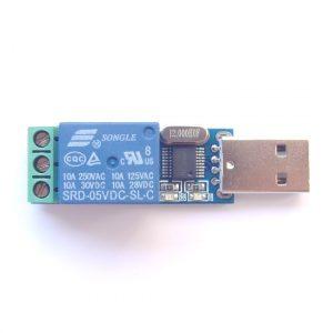 LCUS-1型 USB繼電器 模組