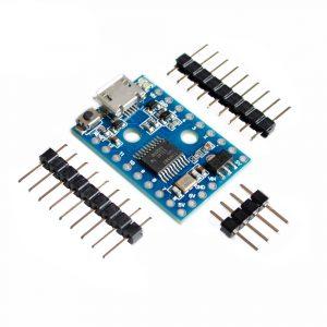 Digispark Pro USB 開發板 kickstarter ATTiny167