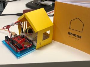 whatsnext Domus Arduino 居家 智慧屋 物聯網 實驗套件組