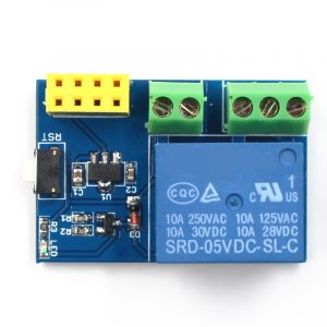 ESP8266 ESP-01S Relay 繼電器插座模組 WIFI 智慧插座