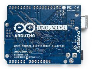 Arduino Uno Wifi Rev2 美國原廠正版
