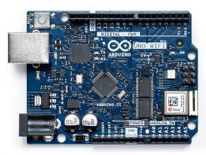 Arduino Uno Wifi Rev2 開發板