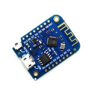 Wemos D1 mini V3.0.0 (4Mb) WIFI 物聯網開發板