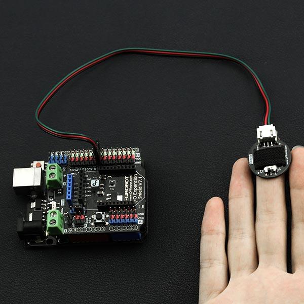 重力:Arduino演示項目的心率監測傳感器1