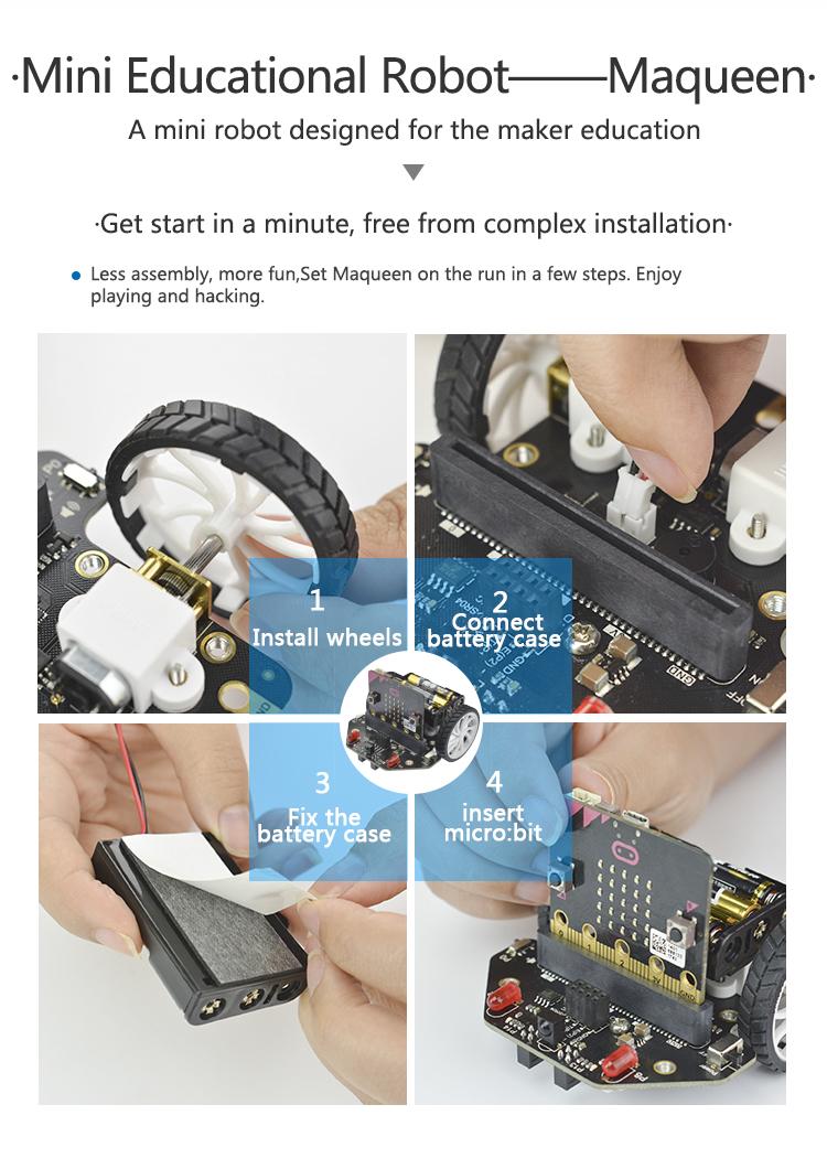 ROB0148-micro:位教育機器人