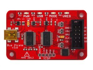 Bus Pirate v3.6 universal serial interface 通用串口介面