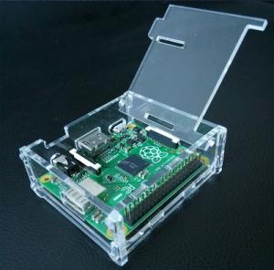 Raspberry Pi A+ 壓克力外殼 六片式組合