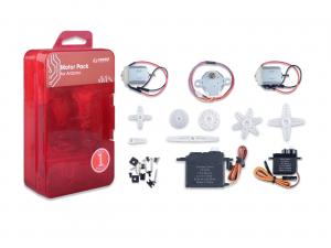 Motor Pack  舵機工具包 for Arduino