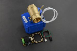 Solenoid Valve-DN15 電磁閥 (含繼電器) DFRobot 原廠