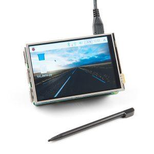 樹莓派 Raspberry Pi LCD 觸控螢幕