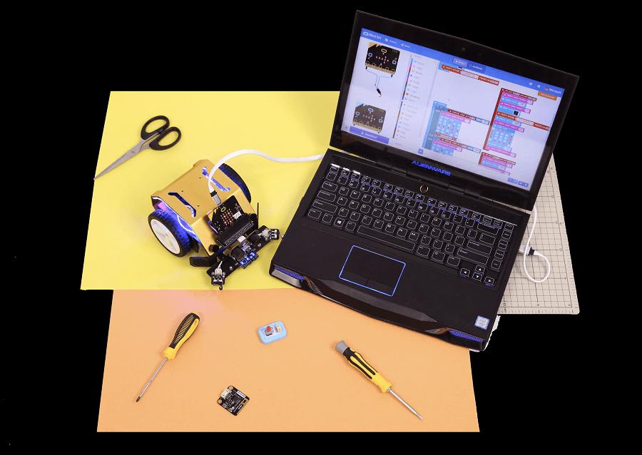 Max:bot DIY 機器人