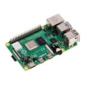 樹莓派 4代 Raspberry Pi 4 Model B 開發板 (1GB)
