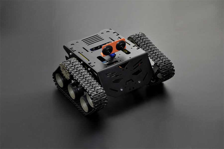 毀滅者坦克移動機器人平台