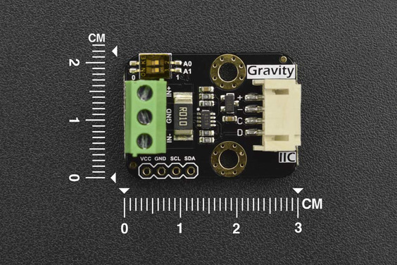 Gravity: I2C Digital Wattmeter