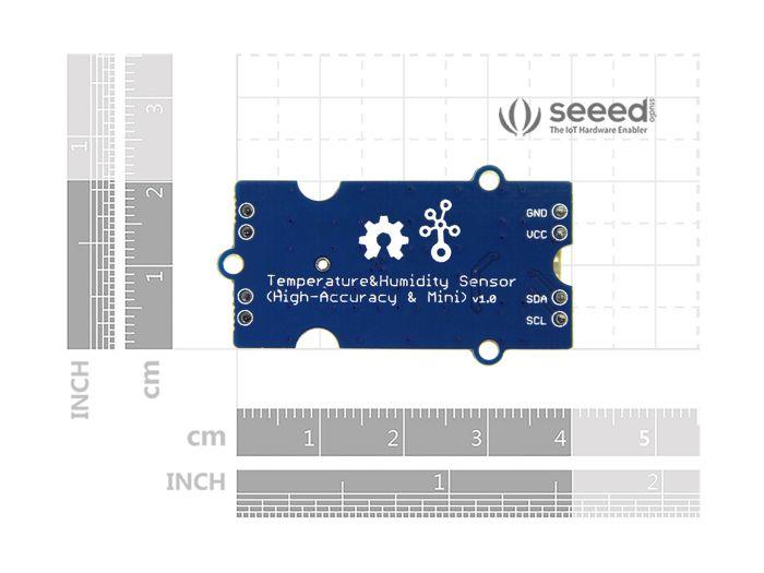 Grove - 溫濕度傳感器(高精度和微型)