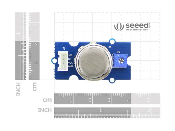 Grove - 氣體傳感器(MQ2)