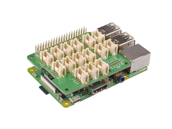 Grove Base Hat for Raspberry Pi