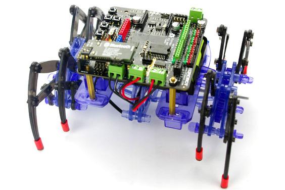 DIY B / O蜘蛛機器人