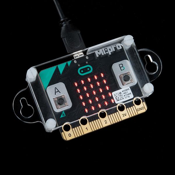 MI:pro可安裝的外殼,用於微型:鑽頭