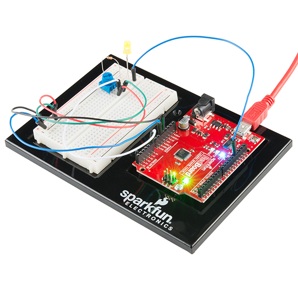 Arduino 開發板+麵包板 專用整合底座