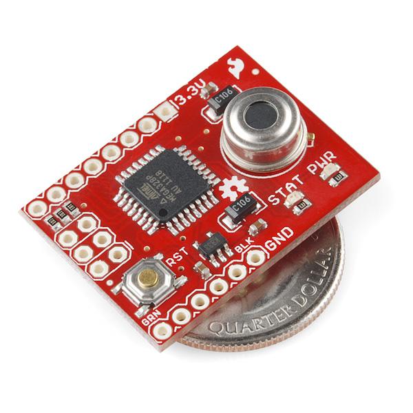 英國威廉希爾SparkFun紅外溫度計評估板-MLX90614