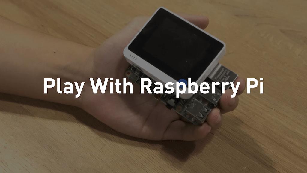 使用Raspberry Pi