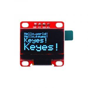 Keyes 0.96吋 OLED 顯示幕模組