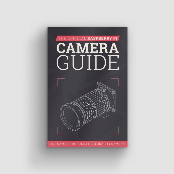 官方出版的相機模組指南,裡面收錄了多個運用相機模組的攝影專案