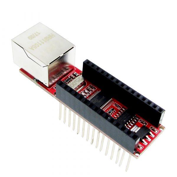 ENC28J60-Ethernet-Shield